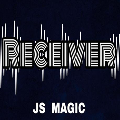 The Receiver Jimmy Strange