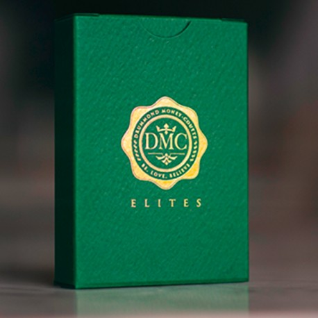 DMC Elite Deck Vert - Jeu Marqué
