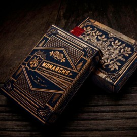 Monarchs Deck Bleu Or