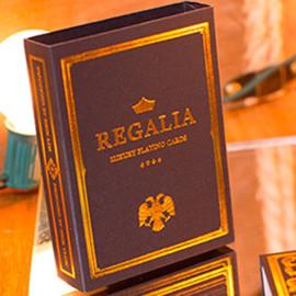 Regalia Deck Noir de Shin Lim