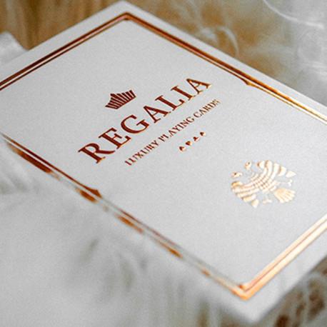 Regalia Deck Blanc