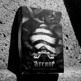 Bicycle Arcane noir
