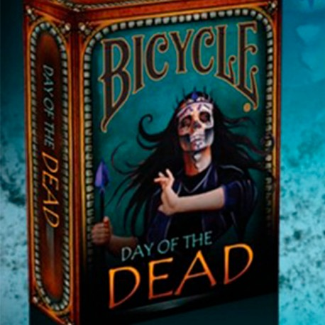 Bicycle Day of The Dead