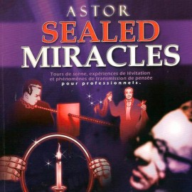 Livre Astor Sealed Miracles