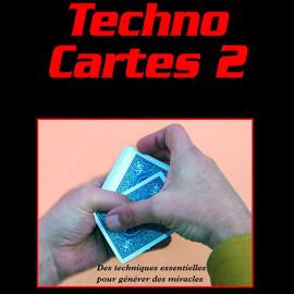Livret Techno Cartes Vol.2