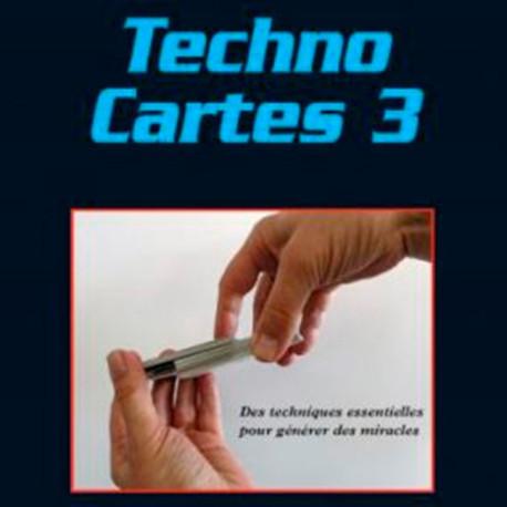 Livret Techno Cartes Vol.3