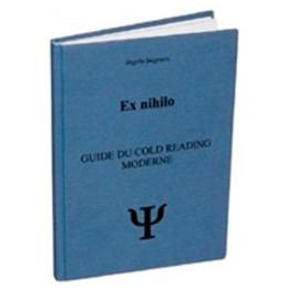 Livre ex Nihilo
