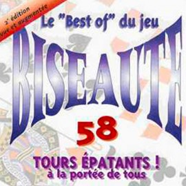Livret Best of du Jeu Biseauté