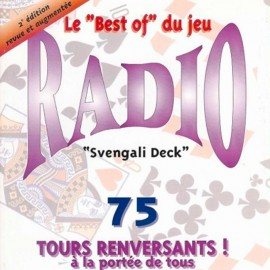Livret Best of du Jeu Radio (75 tours)