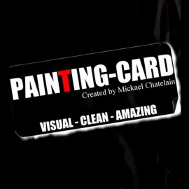 Painting Card (Gimmick + DVD)