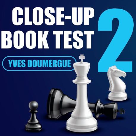 Close-up Book Test 2