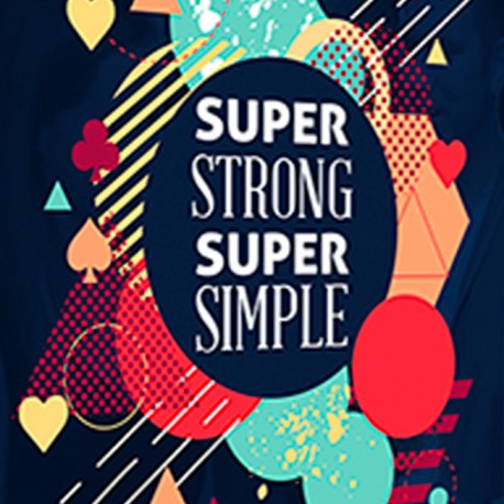 Super Strong Super Simple (DVD + Streaming)