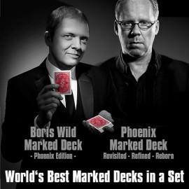 World's Best Marked Deck Set