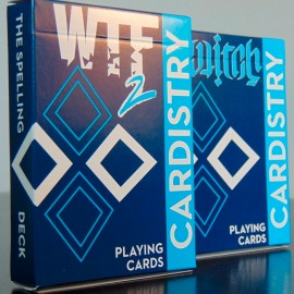 WTF Cardistry v2 Deck