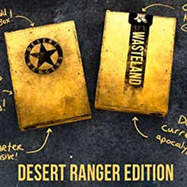 Wasteland Desert Ranger Deck