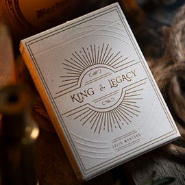 King and Legacy Deck (Gold Edition - Marqué)