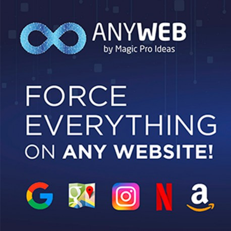 AnyWeb de Magic Pro Ideas