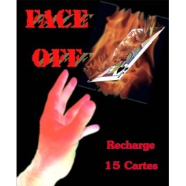 Recharges Face Off (x15)