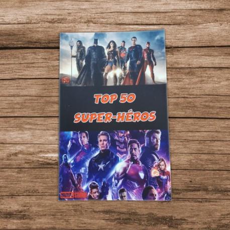 Livre à forcer - Super-Héros Poche