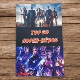 Livre à forcer - Super-Héros