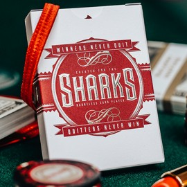 DMC2 Shark V2 playing cards