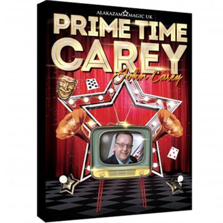 Prime Time Carey de John Carey