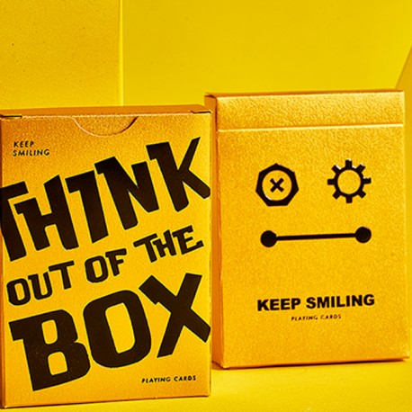 Keep Smiling Deck Pearl Gold
