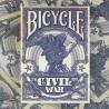 Bicycle Civil War (Blue) Deck