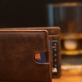 FPS Wallet Brown