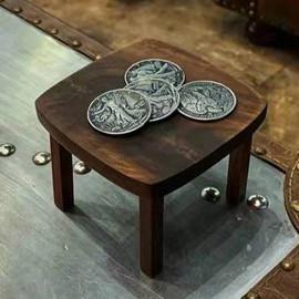 Mini Wood Table