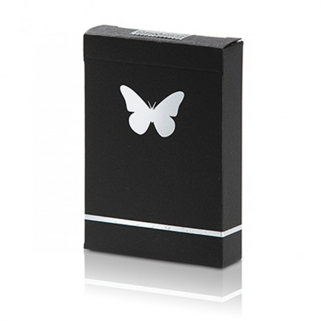 Butterfly Deck Noir et Silver Edition Limitée