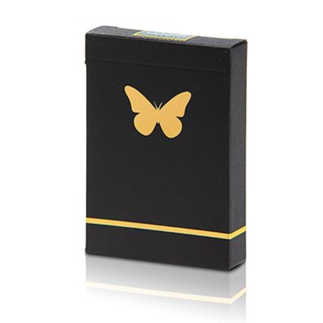 Butterfly Deck Noir et Or Edition Limitée
