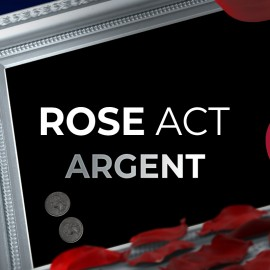 Rose Act Version Argent