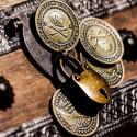 Pirate Coin Taille Demi Dollar