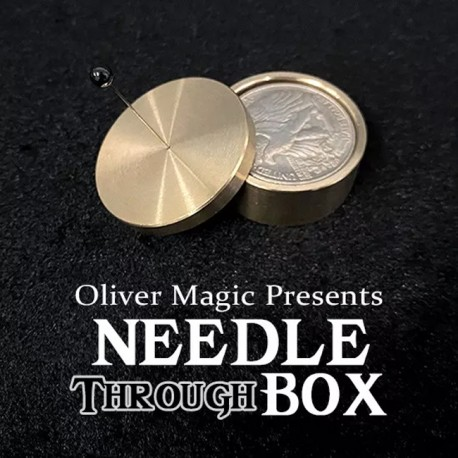 Needle Through Box Deluxe