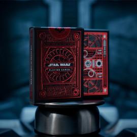 Star Wars Deck Dark Side Rouge