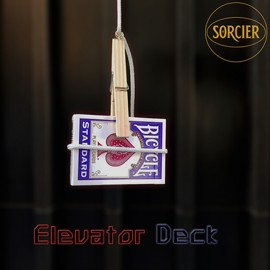 Elevator Deck version Rouge