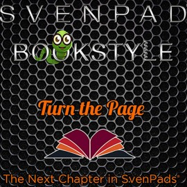 Svenpad Bookstyle (Vert et Noir)