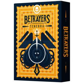 Betrayers Tenebra Deck (Bleu)