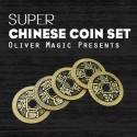 Super Chinese Coin Set (Format Dollar)