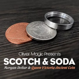Scotch & Soda (Morgan Dollar/Queen Victoria)