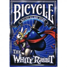 Bicycle White Rabbit Deck Version Standard