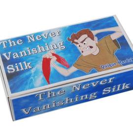 The Never Vanishing Silk