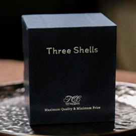 3 Shells TCC - Coquilles de noix