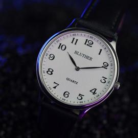 Infinity Watch V3 (Argent/Blanc)