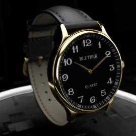 Infinity Watch V3 (Or/Noir)