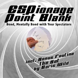 ESPionage Point Blank
