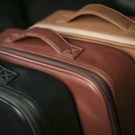 Luxury Close-up Bag Marron Foncé