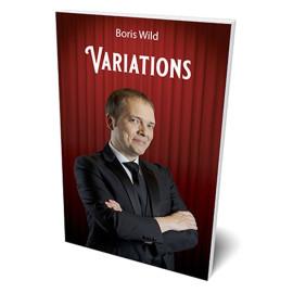 Livre Variations