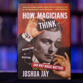 Livre How Magicians Think